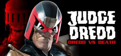 judge dredd vs judge death game banner