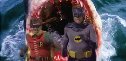 Screenshot of Ads Batman & Robin