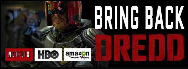 vote for dredd tv mini series banner