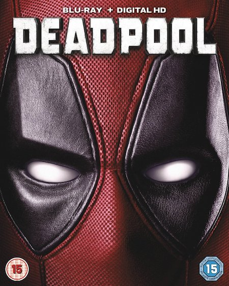 Amazon Link Deadpool bluray