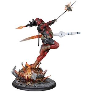 Forbidden Planet - Deadpool Figure