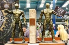 Iron Man Bookends anyone?