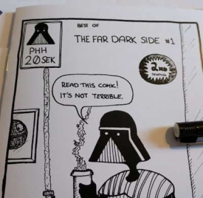 The Far Dark Side Issue 1