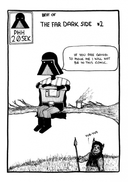 The Far Dark Side Issue 2