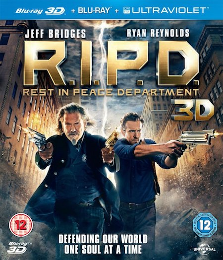 Amazon Link - RIPD Bluray