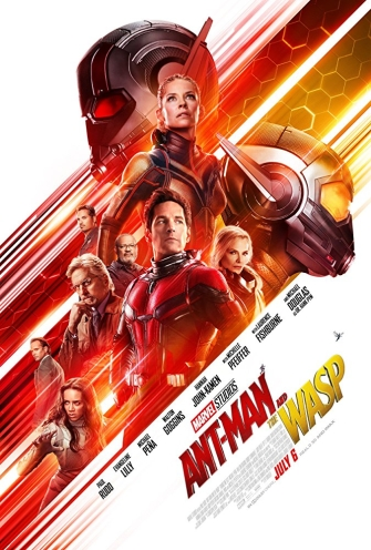 Ant Man and the Wasp Poster (from IMDB)