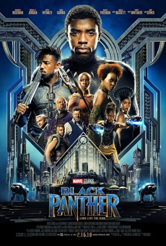 Black Panther Poster (from IMDB)
