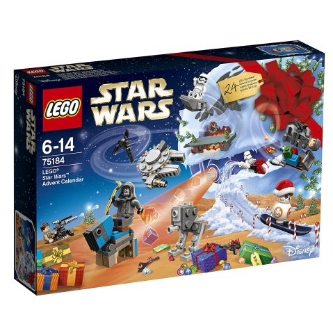 Star Wars 2017 Lego Advent Calender